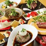 A5ランク黒毛和牛をたっぷり楽しむ渋谷の肉バルです