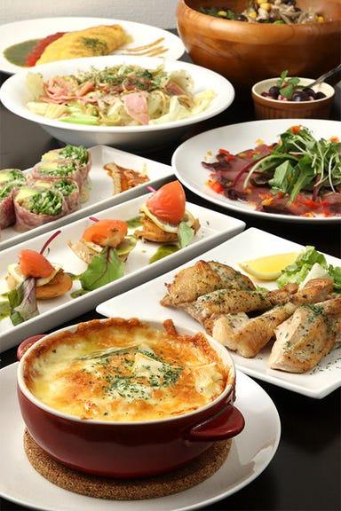 dining ROUTE39  コースの画像