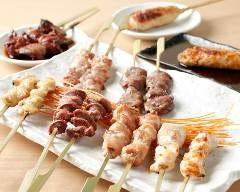 焼き鶏喰って蕎麦で〆る一 hajime