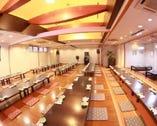 宴会場「うたげ」お座敷席完全個室(50~150名様)