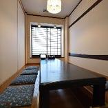 【水仙・菊・牡丹・桔梗】掘りごたつ席完全個室(4~8名)