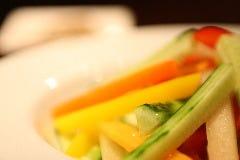野菜スティック ~塩辛特製バーニャソース~