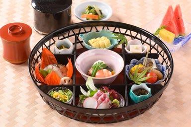 今治国際ホテル 日本料理 伊予路  メニューの画像