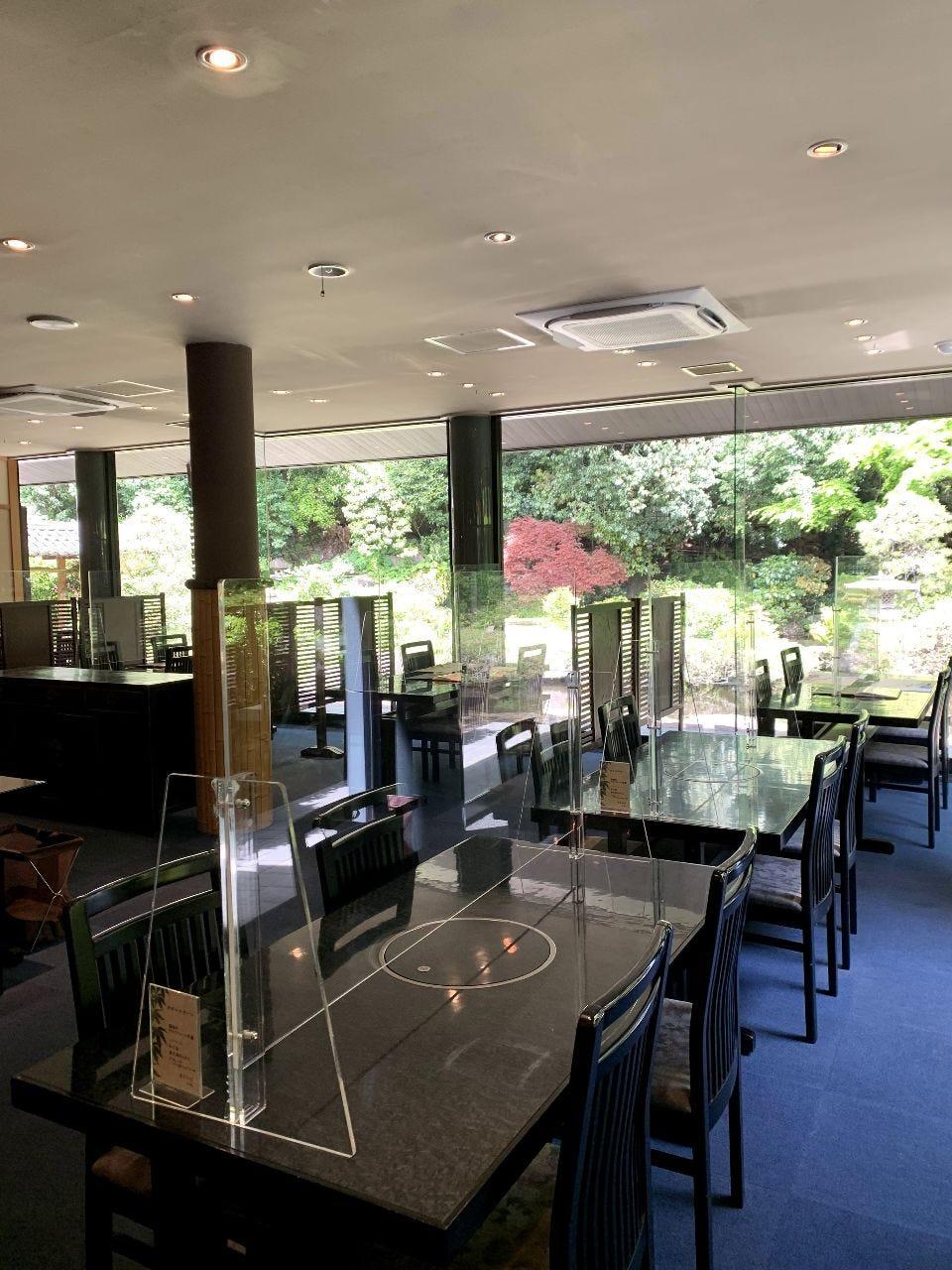 おかげさまで6月21日より水神苑は営業再開いたしました。