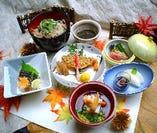 【昼のおもてなし】和の薬膳