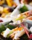 水神苑では藻塩を使用 辛さに尖りがなく、口あたりはまろやか。