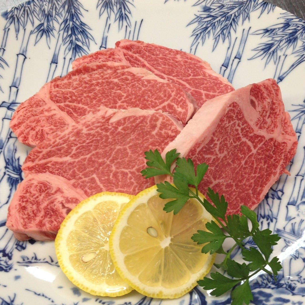 松阪肉ビーフステーキ