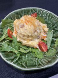 インカ芋のポテトサラダ