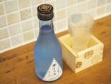 純米吟醸 スパークリング水芭蕉