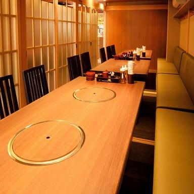 ちゃんこ天山 京料理×個室  店内の画像