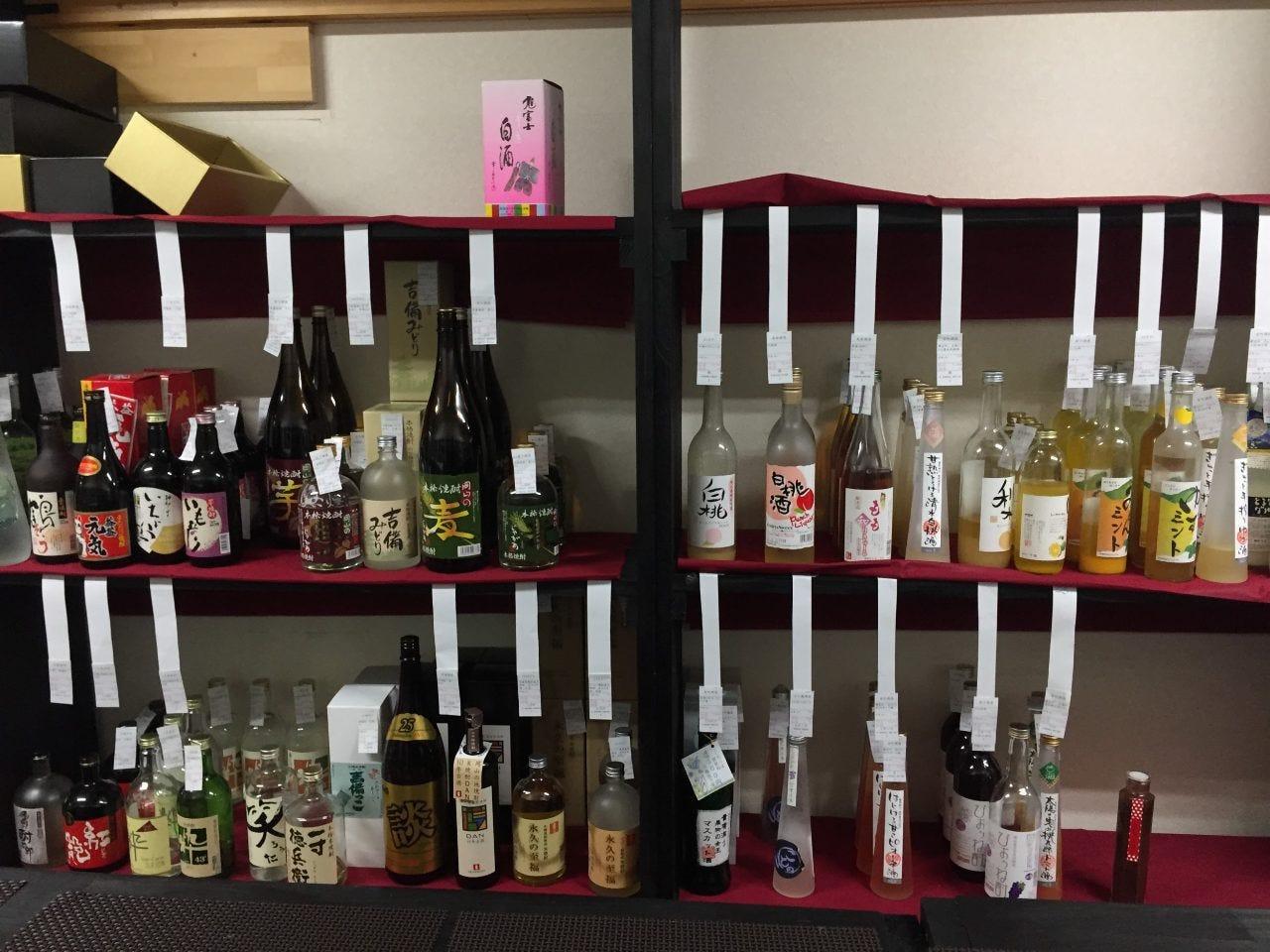 岡山の地ワインも