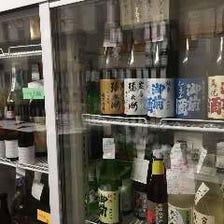 岡山の地酒180種以上