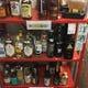 処分特価のお酒も販売中(注意:訳アリ商品