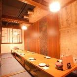 【最大宴会人数60名様】和モダンな空間で藁焼きや土佐の逸品を味わう個室貸切ご宴会!