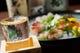 日本酒か魚がよく合います!