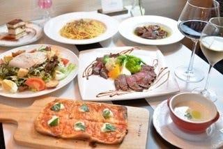 イタリアンナイトカフェ AKARI  コースの画像