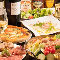 OSTERIA PIZZA工房 enishi~(エニシ)