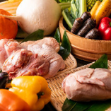 【国産鶏】 鶏専門の業者さんから良いモノだけを仕入れています