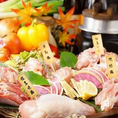 全席個室 九州料理と焼鳥居酒屋 鶏っく 富山駅前店 メニューの画像