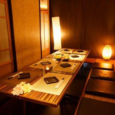 全席個室 九州料理と焼鳥居酒屋 鶏っく 富山駅前店 店内の画像