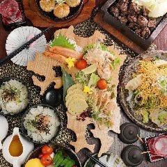 全席個室 九州料理と焼鳥居酒屋 鶏っく 富山駅前店