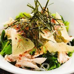 韓国風やみつきサラダ