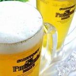 飲み放題は3時間または2時間プレミアムからお選びいただけます!