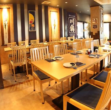 海鮮×日本酒居酒屋 和-KAZU- 吉祥寺 店内の画像