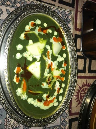 インド料理 ナマステ マハラジャ 藤井寺店  メニューの画像