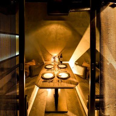 個室イタリアン×肉バル ミルティーロ 四日市店 店内の画像