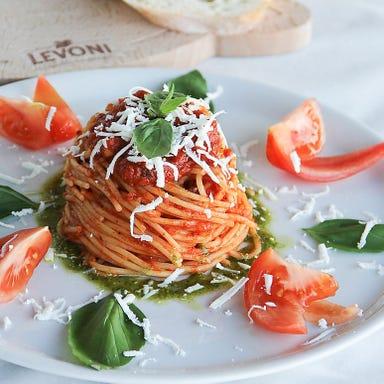 個室イタリアン×肉バル ミルティーロ 四日市店 コースの画像