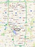 デリバリーエリア 大阪市中央区・浪速区・西区の一部範囲です。
