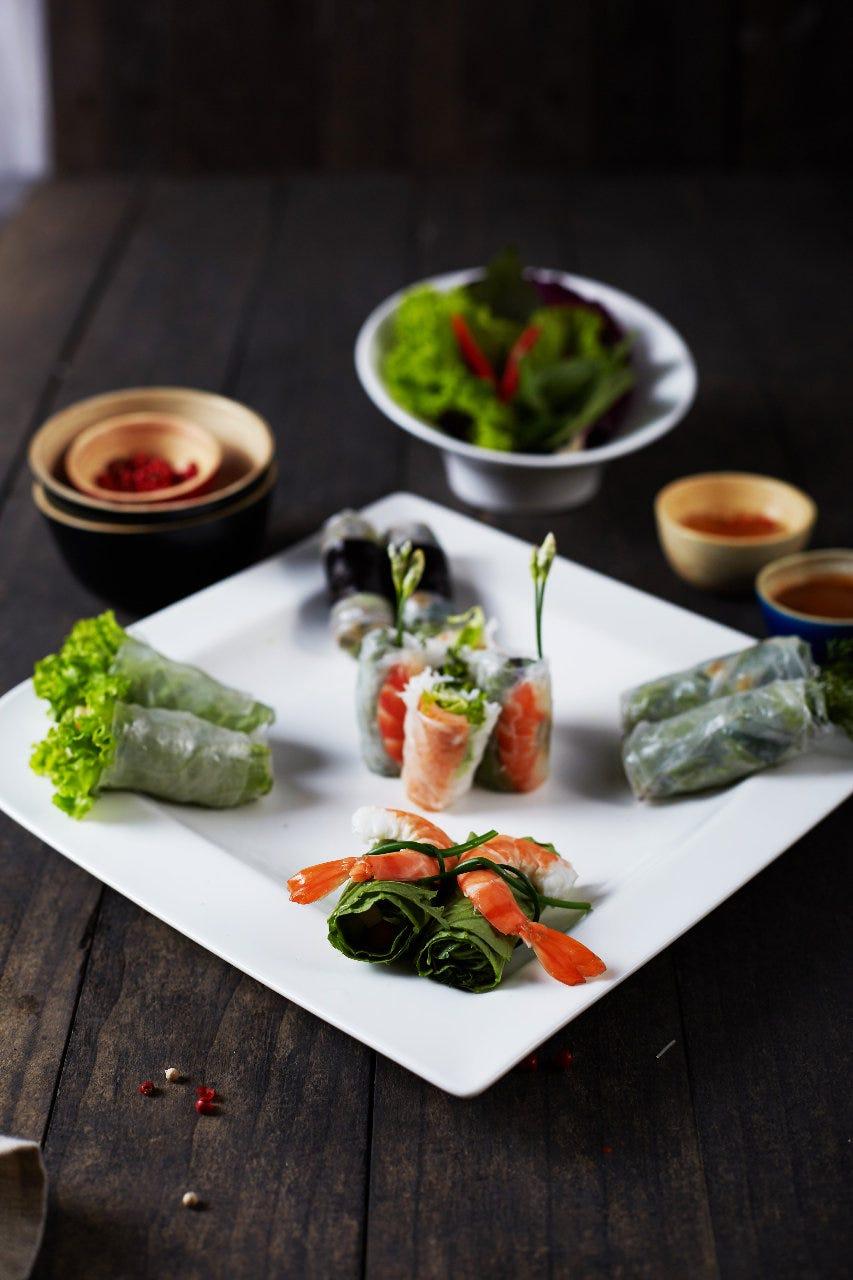 ベトナム料理 ロータスパレス 池袋東武スパイス