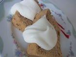 手作り ふわふわシフォンケーキ