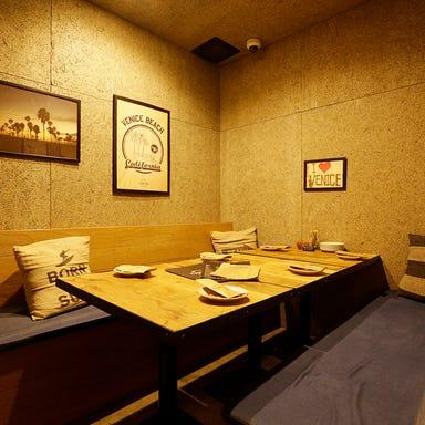 所沢の個室イタリアン CANTINA  店内の画像