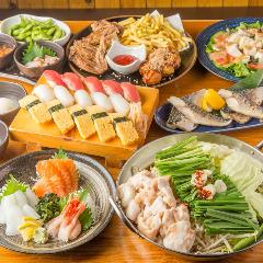 寿司居酒屋 や台ずし 中神町