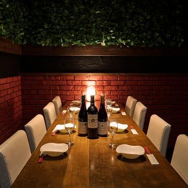 肉炙り寿司と海鮮 個室居酒屋 SHOUMON‐笑門‐豊橋店 店内の画像