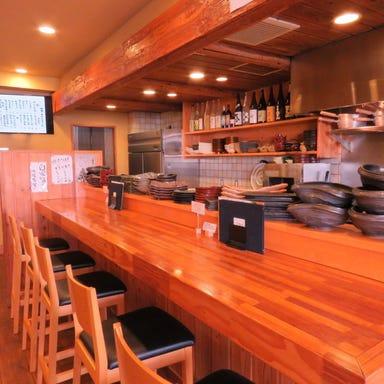 創作料理と地酒のお店 坂蔵  店内の画像