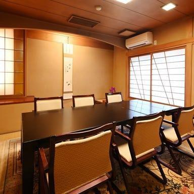 日本料理 重の家  店内の画像