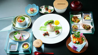 日本料理 重の家  メニューの画像