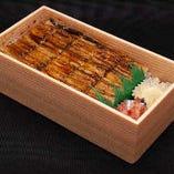 穴子寿司弁当