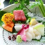 季節の旬魚をご堪能ください。