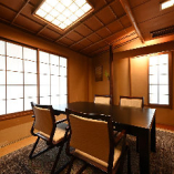 【2階】大切な方と至福のひとときを。テーブル席完全個室「藤」(~4名様)