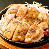 大山鶏の黒胡椒焼き【鳥取県】