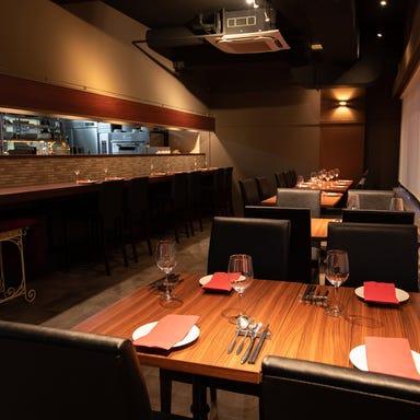 クッチーナ ラトリエ /cucina L'ATELIER  店内の画像
