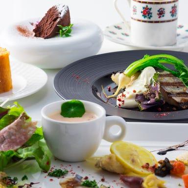 クッチーナ ラトリエ /cucina L'ATELIER  こだわりの画像