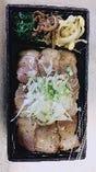 炙り国産豚カルビ(特性塩だれ)弁当