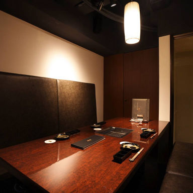 黒毛和牛焼肉 虎斑~TORAFU~ 北新地店  店内の画像