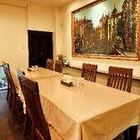 テーブル席(~4名様×4)