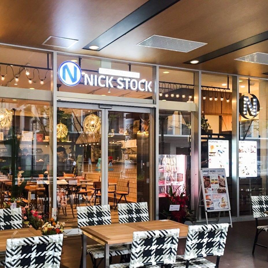 NICK STOCK イオンモールKYOTO